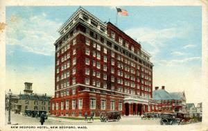 MA - New Bedford. New Bedford Hotel