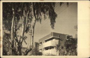 Haifa House on Hadar Hacarmel - Israel Postcard