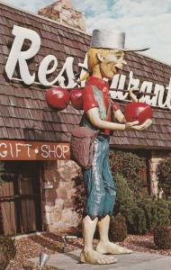 Johnny Appleseed Restaurant at Quality Inn - New Market VA, Virginia