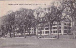 New Hampshire Hanover Dartmouth Row Dartmouth College