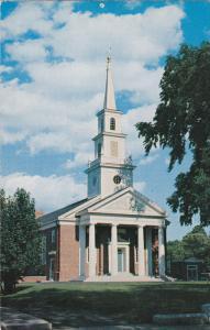 Central Baptist Church , WESTERLY , Rhode Island , 50-60s
