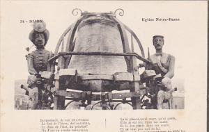 Dijon (Cote d´Or), France, 1900-1910s ; Eglise Notre-Dame