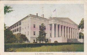 NORFOLK, Virginia , PU-1907 ; U.S. Naval Hospital