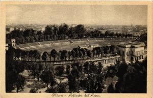 CPA AK MILANO Anfiteatro dell'Arena ITALY (522027)