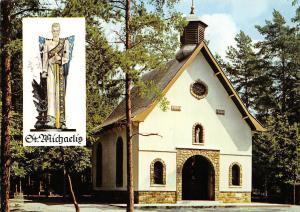 Belgium Banneux Notre Dame, Chapelle St Michel St Michaelskapelle