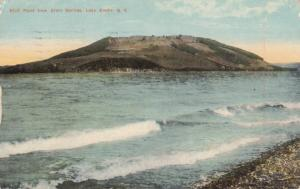 Bluff Point from Grove Springs - Keuka Lake NY, New York - pm 1911 - DB