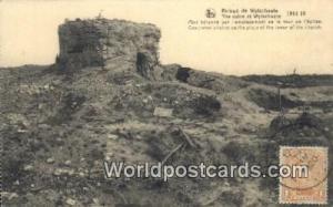 Belgium, België, la Belgique, Belgien Ruines de Wytschaete  Ruines de Wytsch...