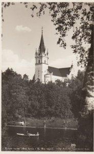 RP: Sunne kyrka , Sweden , 30-40s