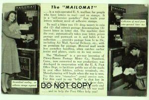 The Mailomat