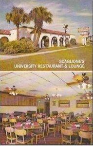 FL Tampa Scagliones University Restaurant