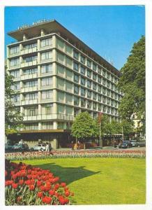 BERGEN, Exterior, Hotel Norge, Norway, 50-70s