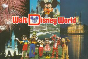 WaltDisneyworld , Orlando , Florida , 70-80s