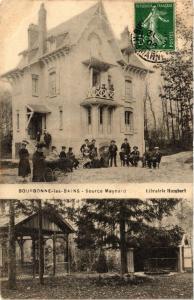 CPA Bourbonne les Bains - Source Maynard (368710)