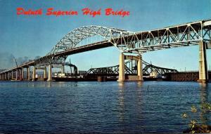 Minnesota Duluth Superior High Bridge