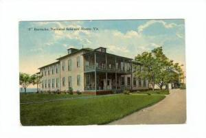 F Barracks, National Sodiers' Home, Virginia, PU-1910
