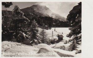 RP ; AUSTRIA, 20-40s; Turrachersee Mit Schoberriegel