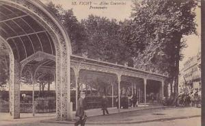 Allees Couvertes, Promenoirs, Vichy (Allier), France, 1900-1910s