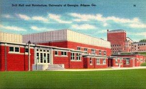 Georgia Athens Drill Hall and Natatorium University Of Georgia