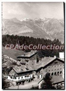 Modern Postcard Valberg Snow White and the large restaurant Htel chlet