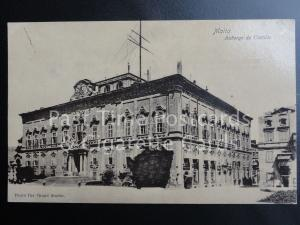 c1918  Malta: Auberge de Castille - Photo by: The Grand Studio