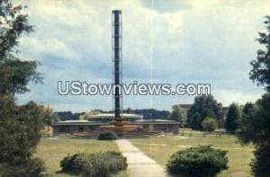 Nuclear Reactor Bldg Raleigh NC Unused