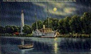 Old Wolverine Training Ship - Erie, Pennsylvania