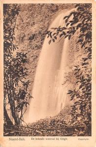 Noord Bali Indonesia, Republik Indonesia De bekende waterval bij Gitgit Noord...