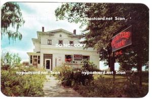 Hilltop Inn & Restaurant, Penn Yan NY