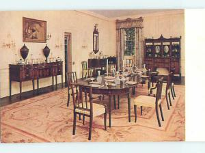 Unused Pre-1980 MUSEUM SCENE Winterthur - By Wilmington Delaware DE hs9710