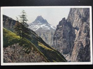 Switzerland: Gebirgslandschaft bei Adelboden c1940's by Thor E. Gyger