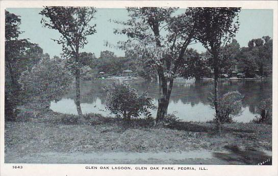 Illinois Peoria Glen Oak Lagoon Glen Oak Park