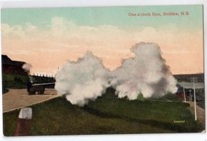 One o'clock Gun, Halifax NS