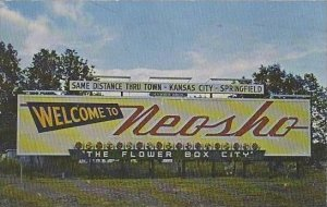 Missouri Kansas City Welcome To Neosho