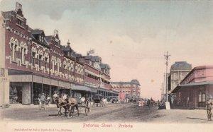 South Africa Pretoria Pretorius Street sk1865a