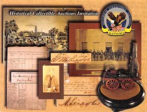 Historical Collectibles - Graham, North Carolina