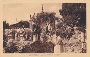 Tunisia Carthage Jardin de Musee Lavigerie