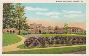 Indiana Wabash High School Curteich