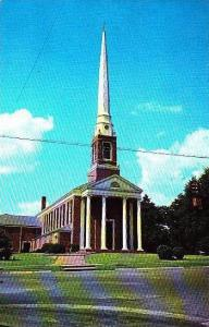 Mississippi Corinth First Baptist Church