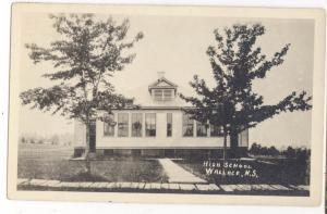 RPPC, High School, Wallace NS