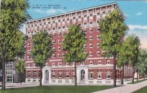 Michigan Grand Rapids Y M C A Building 1946