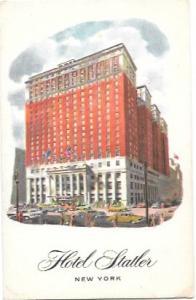 Hotel Statler , New York