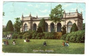 Baxter Park, Dundee, Scotland, UK, PU-1906