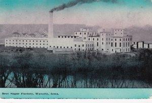 Beet Sugar Factory, WAVERLY , Iowa, PU-1913