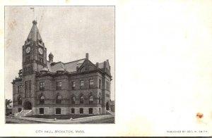 Massachusetts Brockton City Hall