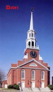 NH - Dover, First Parish Church