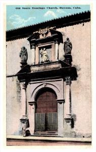 19292   Cuba  Havana   Santo Domingo Church