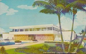 Flrorida Fort Lauderdale The Swimming Hall Of Fame