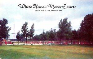 Mississippi Meridien White Haven Motor Court