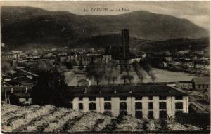 CPA Lodeve - Le Parc (255496)