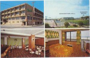 Oceanic Motel Wildwood New Jersey NJ, 4600 Ocean Avenue